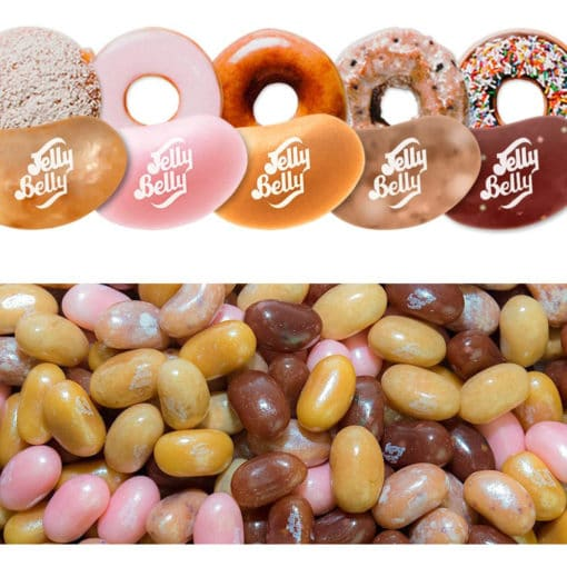 Jelly Belly Beans Donut Shoppe Assorted 1 kilo.