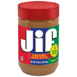 Jif Creamy Peanut Butter USA 454g.