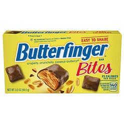 Butterfinger Bites 99g.
