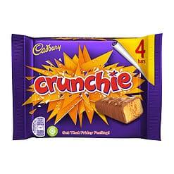 Cadbury Crunchie 4 pack.