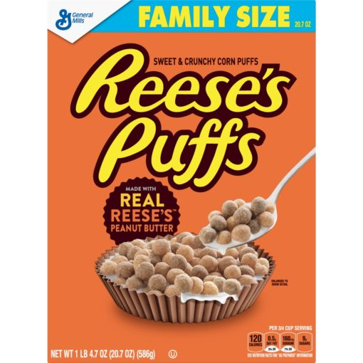 Reese's puffs Family Size 586g.
