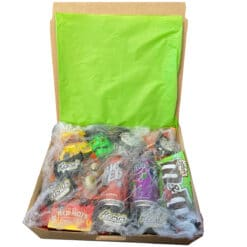 Scary Halloween Movie Snack Box - Large.