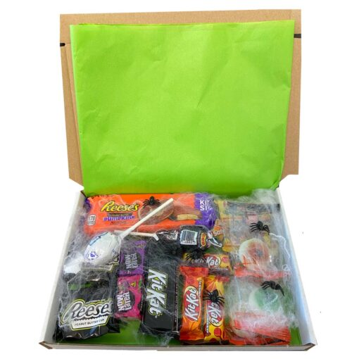 Halloween Candy Box Small.