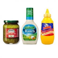 Dressing - Mosterd - Relish