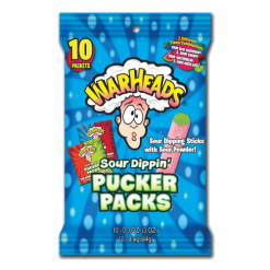 WarHeads Sour Pucker Packs 85 gram