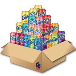 Fanta Pakket USA 24x 355ml
