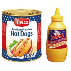 Amerikaans Hot Dog Pakket