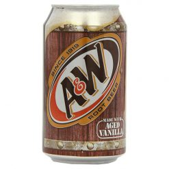 A&W Root Beer USA 355ml