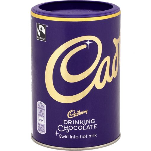 Cadbury Drinking Chocolate Cacao 250 gram