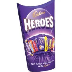 Cadbury Heroes (mix Cadbury favorites)