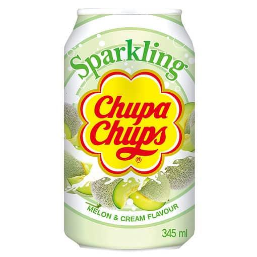 Chupa Chups Drink Melon Cream Flavour 345ml