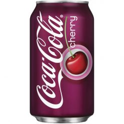 Coca Cola Cherry USA 355ml