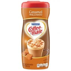 Nestle Coffee Mate Caramel Macchiato uit de USA