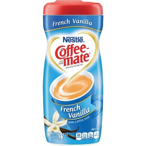 Coffee-Mate French Vanilla Coffee Creamer 425 gram