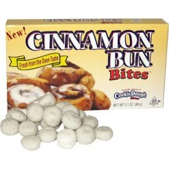Cookie Dough Bites Cinnamon Bun