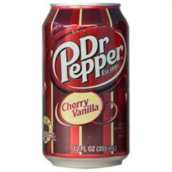 Dr Pepper Cherry Vanilla USA 355ml