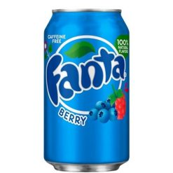 Fanta Berry USA 355ml