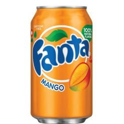 Fanta Mango USA 355ml