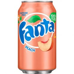 Fanta Peach USA 355ml