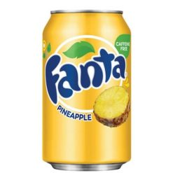Fanta Pineapple USA 355ml