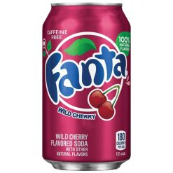 Fanta Wild Cherry USA 355ml