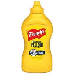 French Classic Yellow Mustard
