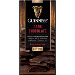 Guinness Dark Chocolate Bar 90 gram
