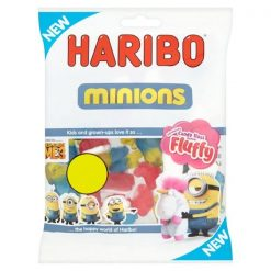 Haribo Minions Banana and Ice Cream 70 gram