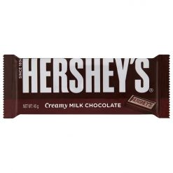 Hersheys Creamy Milk Chocolate 45 gram