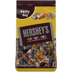Hersheys Miniatures Party bag 1