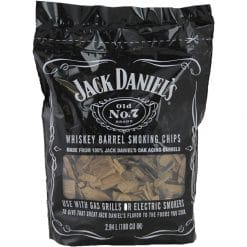 Jack Daniels Whiskey Barrel Smoking Chips