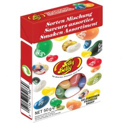 Jelly Belly Beans Assorted 10 smaken 50 gram