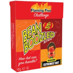 Jelly Belly Bean Boozled Flaming Five 45g.