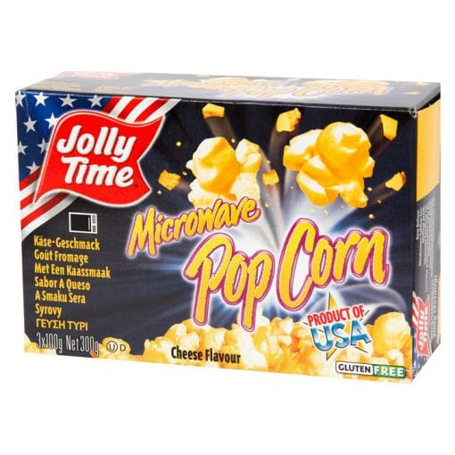 Cheese Pop Corn Jolly Time