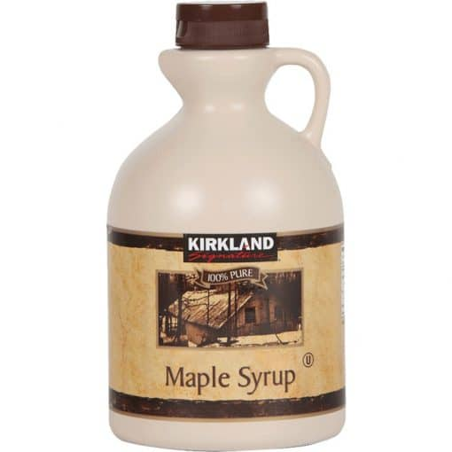Kirkland Maple Syrup grade A 1000ml