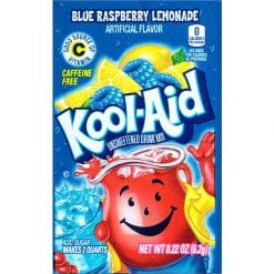 Kool-Aid Blue Raspberry Lemonade 1