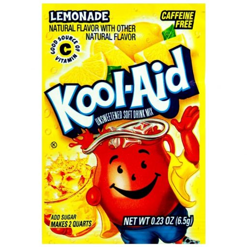 Kool-Aid Lemonade mix 1