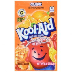 Kool-Aid Orange 1
