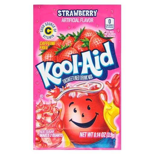 Kool-Aid Strawberry 1