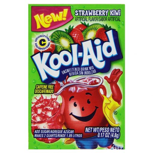 Kool-Aid Strawberry Kiwi