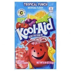 Kool-Aid Tropical Punch 1