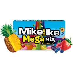 Mike and Ike Mega Mix 10 flavors 141 gram