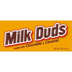 KORTERE THT: Milk Duds Chocolate and Caramel 141 gram