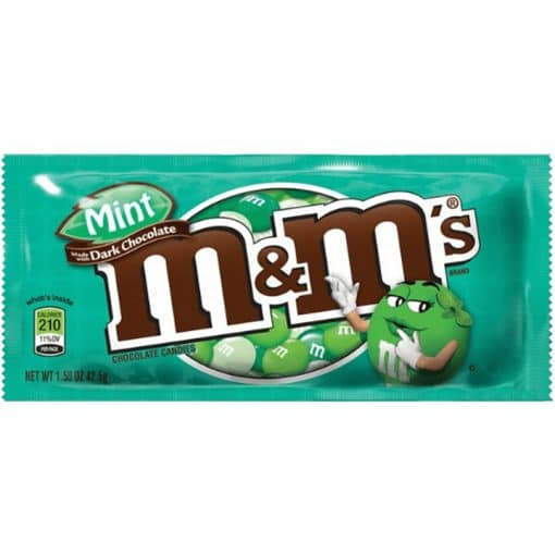 Mint Dark Chocolate Choco's 42