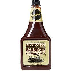 Mississippi BBQ Sauce Original voordeelfles