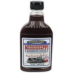 Mississippi BBQ Sauce Sweet n Mild