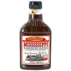 Mississippi BBQ Sauce Sweet n Spicy