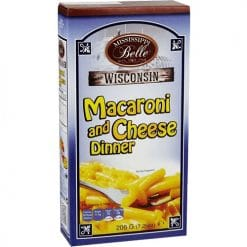 Mississippi Belle Macaroni and Cheese 206 gram
