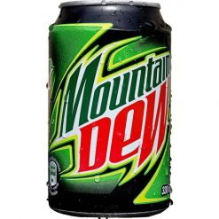 Mountain Dew EU 330ml