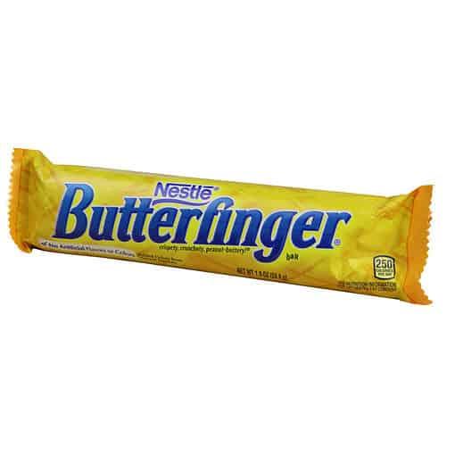 Nestle Butterfinger Chocolate bar